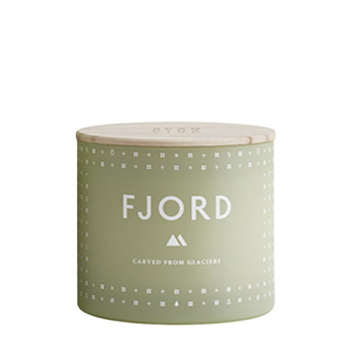 *Scented Candle 600gr, Fjord