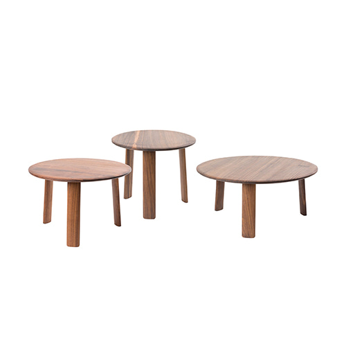 Alle Coffee Table  Walnut