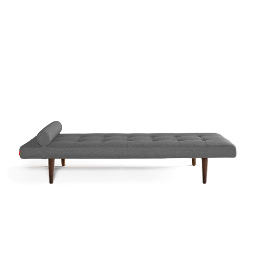 Napper Daybed w.Styletto Leg (740030565)  #565/ Dark Elm
