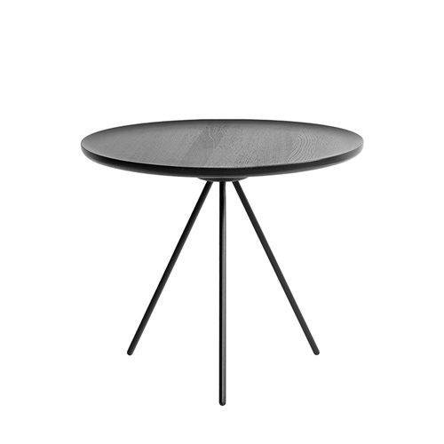 Key Coffee Table  Black ash / Black  (10052)