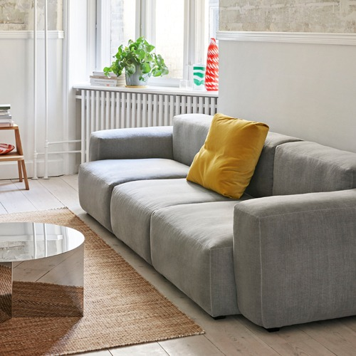 Mags soft sofa with low armrest  전화문의