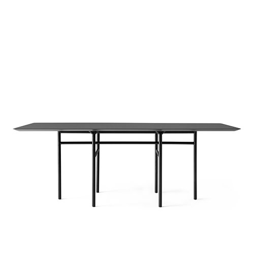 Snaregade Tables, Rectangular  Black (1150539)주문 후 4개월 소요