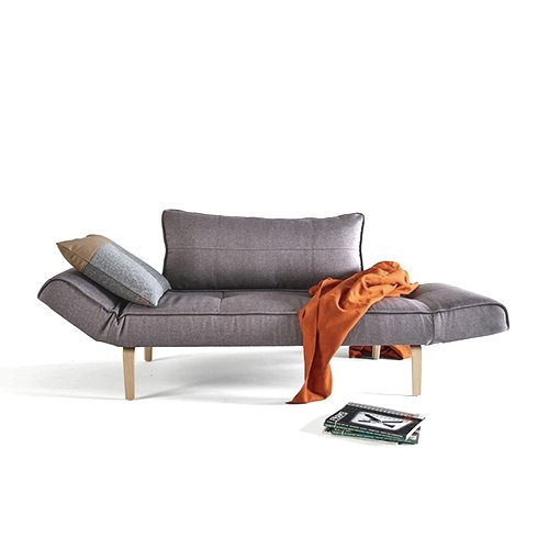 Zeal Sofa w.Bow Leg (740021216)  #216/ Lacq.oak 3월 말 입고 예정