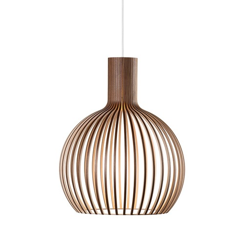 Octo Small Pendant Lamp walnut (4241PA) 12월 중순 입고 예정