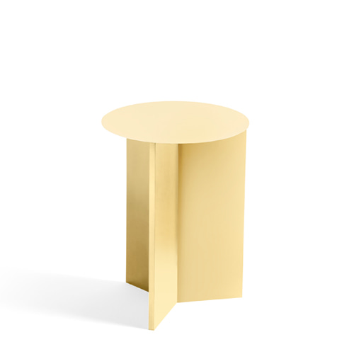 Slit Table Round High 5 colors (102482)