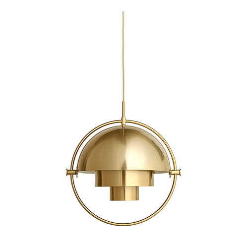 Multi-Lite Pendant  brass / brass base 주문 후 4개월 소요