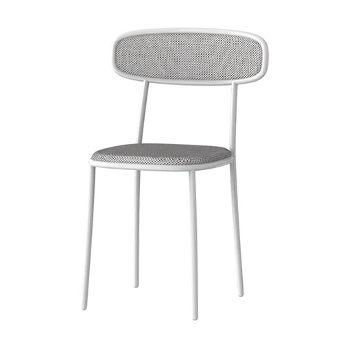 Lala Chair steel Frame2 colors  주문 후 3개월 소요