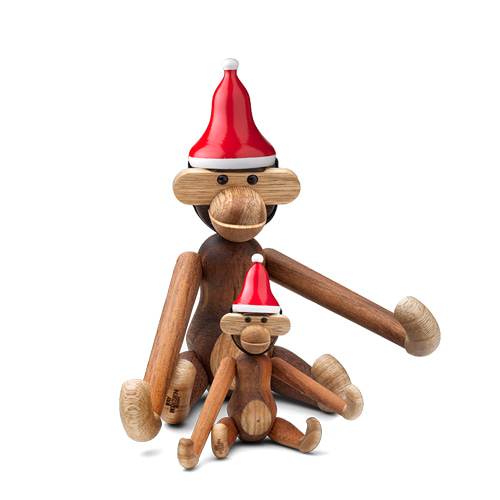 Kay Bojesen Santa's Cap For Monkey 2 sizes (39236, 39237)