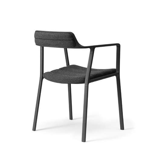 Vipp 451 Chair Polyester Graphite (45122 Dark grey) 주문 후 3개월 소요
