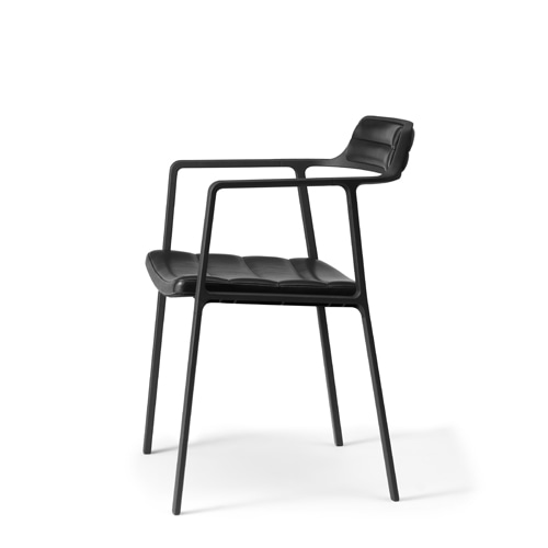 Vipp 451 Chair Leather Black (45104) 주문 후 3개월 소요