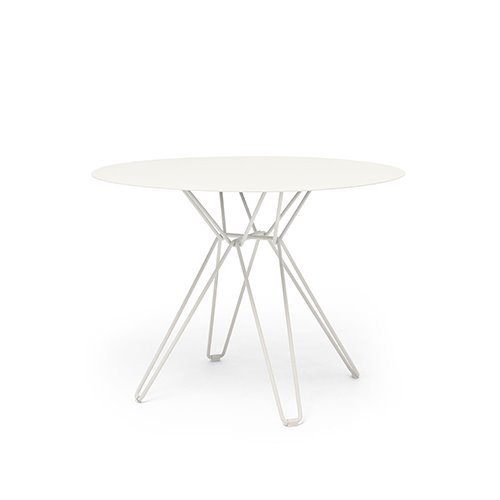 Tio Dining Table Ø100 * H72 White 1월 중순 입고 예정