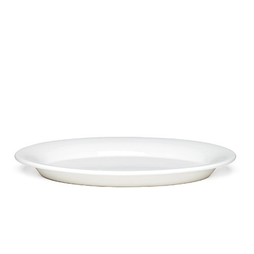 Ursula Oval Plate 691943 White 28*18.5cm  1월 말 입고 예정