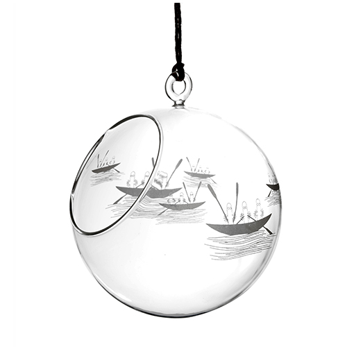 #Decoration Ball Hattifatternes (Moomin) (710-120-80)