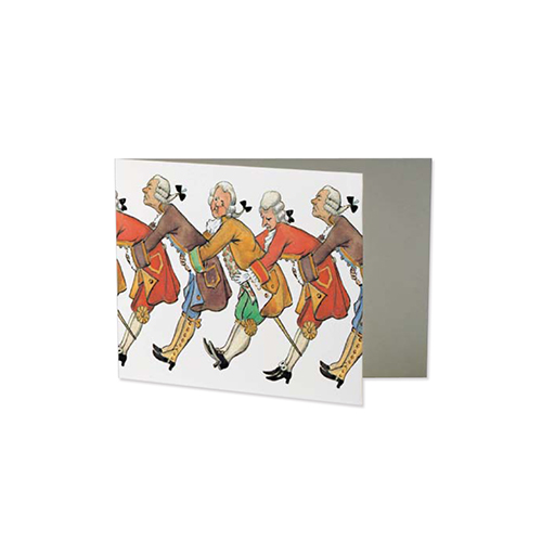 # Elsa Beskow CardKings Men (2193-0100)*