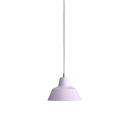#Workshop Lamp W1, (Ø18cm)light rosa(W1009LR)