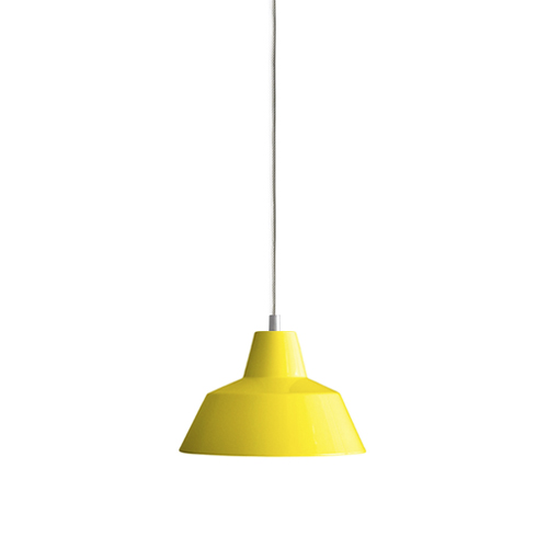 #Workshop Lamp W2, (Ø28cm)yellow(W2007YE)
