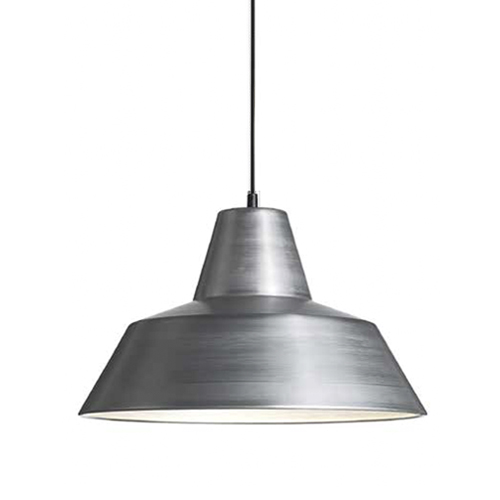 #Workshop Lamp W4, (Ø50cm)aluminium(W4014AL)
