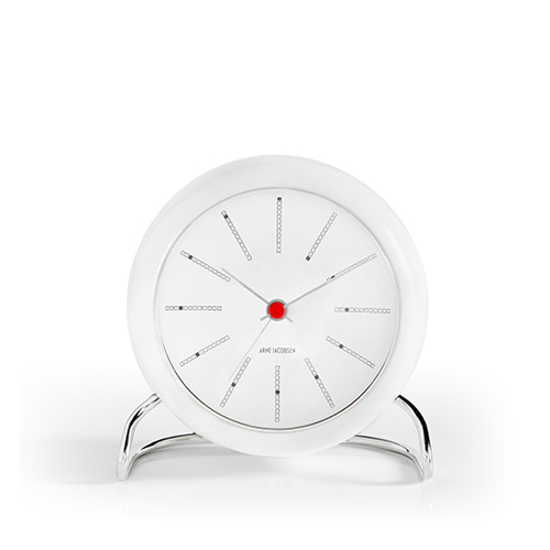 AJ Table Clock Bankers white(43675)3월 말 입고 예정